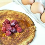 Banana pancakes – a low FODMAP breakfast or dessert