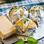 Baked Potatoes - low Fodmap