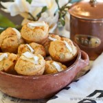 Camembert stuffed mini muffins -low Fodmap & gluten-free