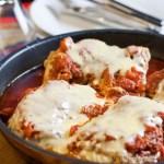 chicken parmesan - low Fodmap & gluten-free