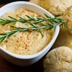 Eggplant Dip - low Fodmap