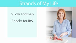 5 Low Fodmap Snacks & Webinar