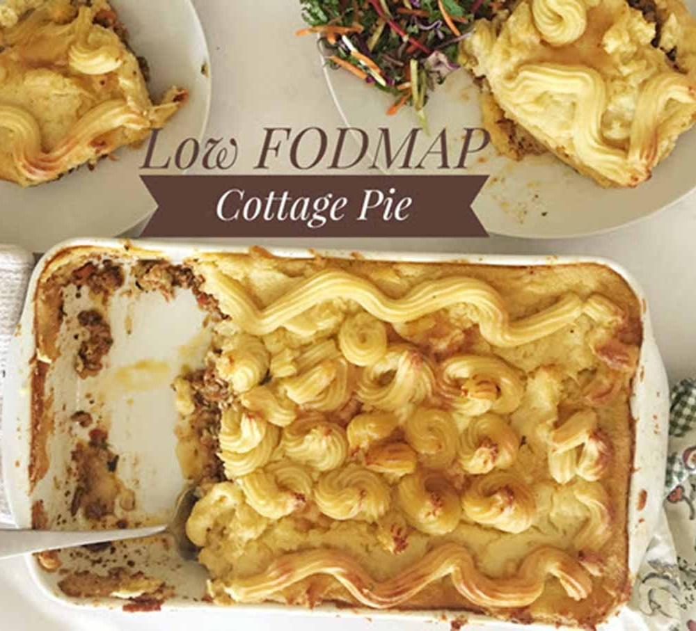 Tasty Low FODMAP Cottage Pie