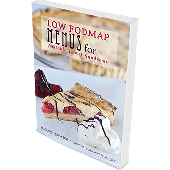 Low FODMAP Menu Cookbook