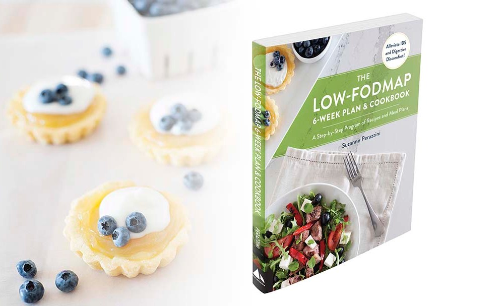 Low Fodmap Cookbook GIVEAWAY