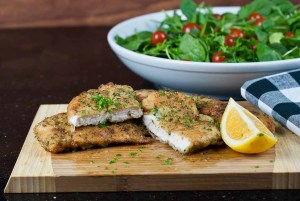 Low Fodmap Chicken Milanese