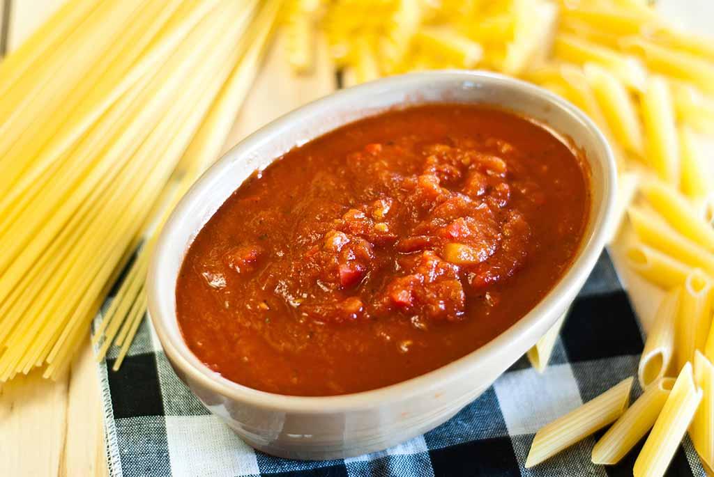 Low Fodmap Tomato Sauce