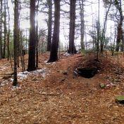 Hermit Cave - New England