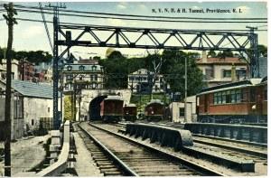 Train - New England