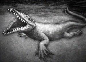 Gator Monster - Folklore
