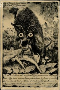 Glocester Ghoul - Folklore