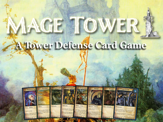Mage Tower Cover