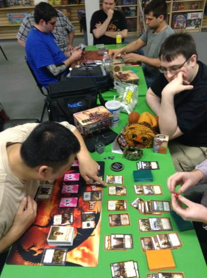 T4 at the Ivory Championships