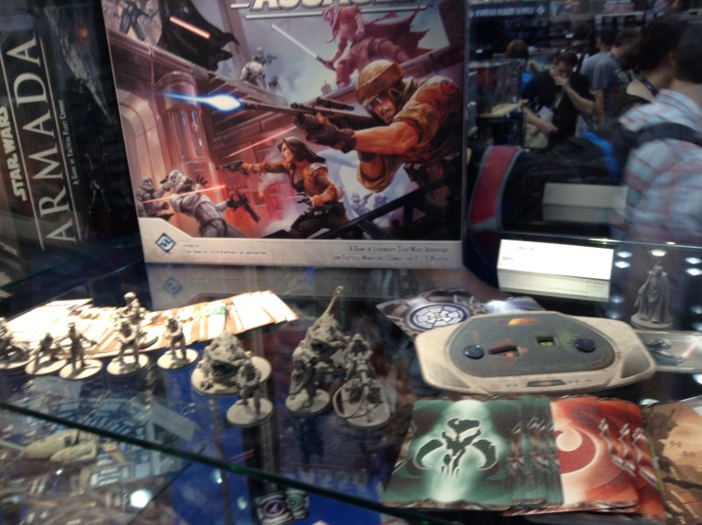 Star Wars Imperial Assault 1