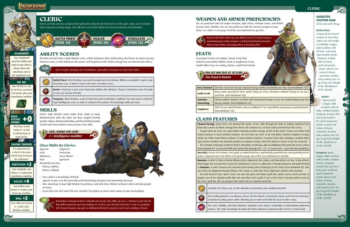 Pathfinder Advanced Players Guide Pdf