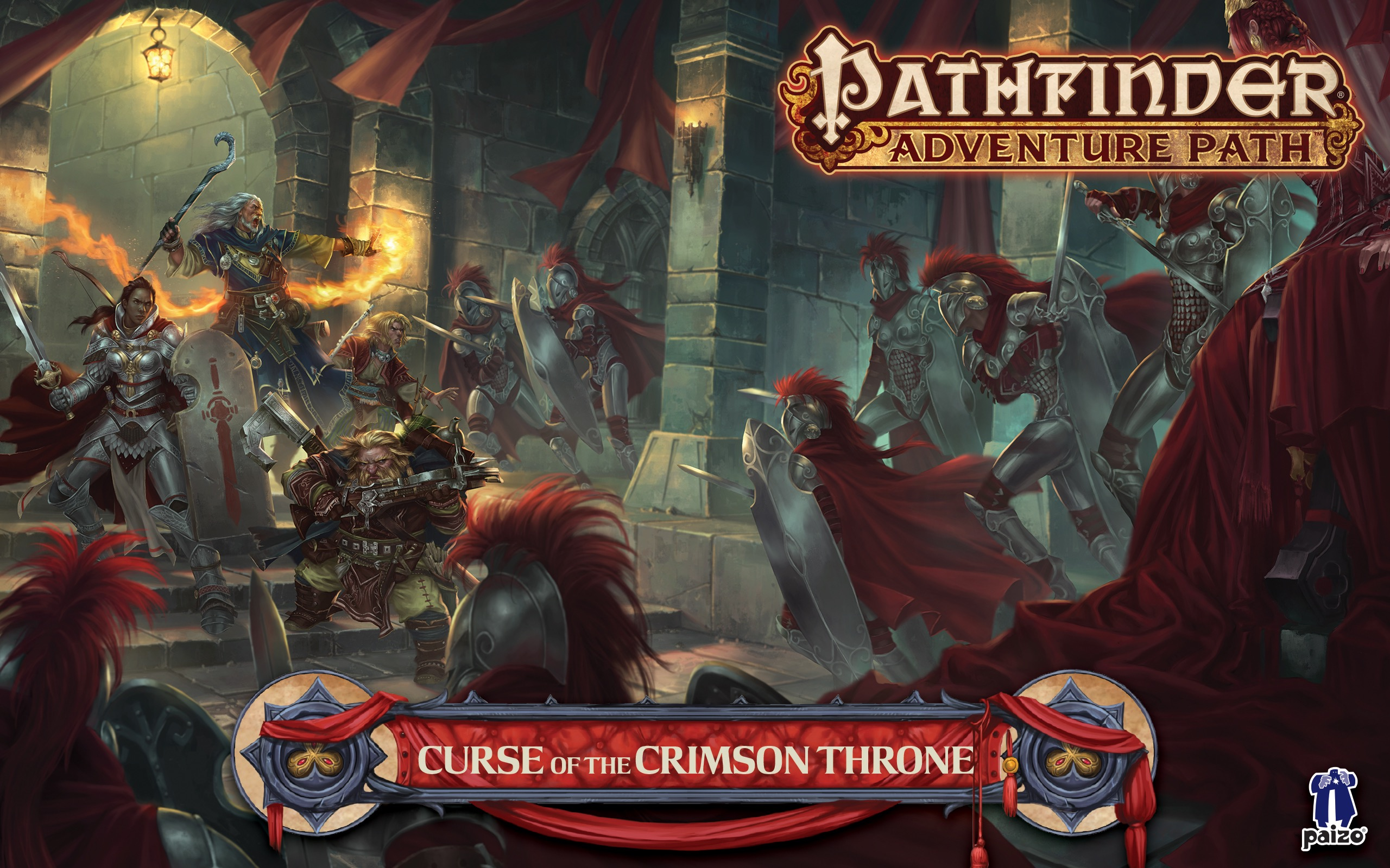 Review Curse Of The Crimson Throne Pathfinder Rpg