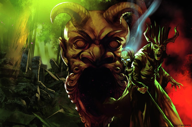 Review – Tomb of Annihilation (Dungeons & Dragons) – Strange