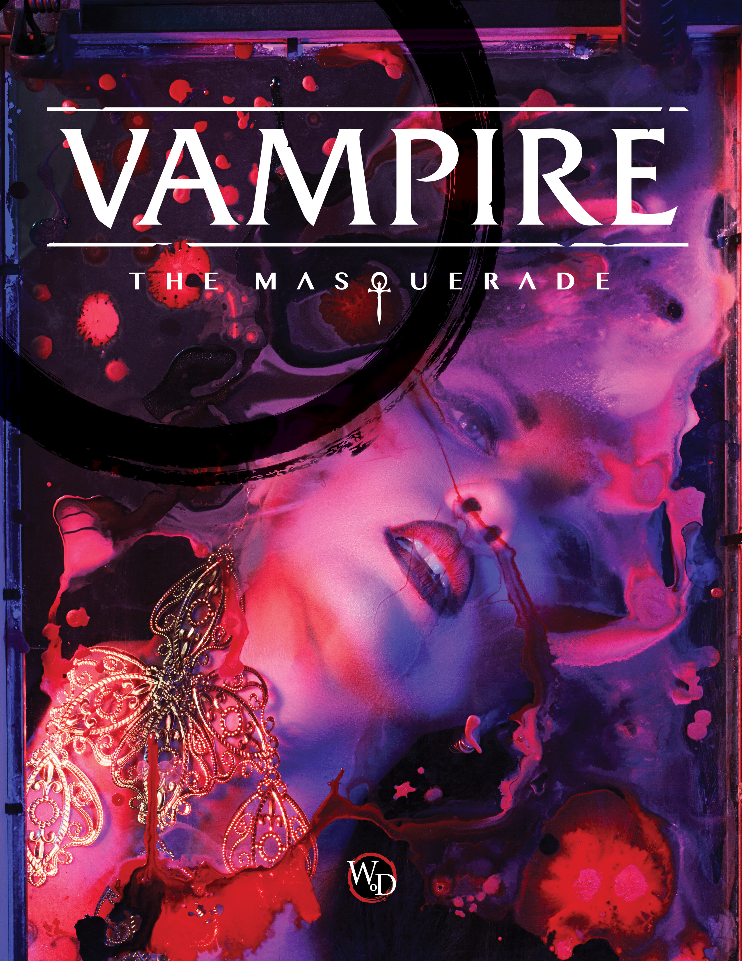 Review – Vampire: The Masquerade (5th Edition) – Strange