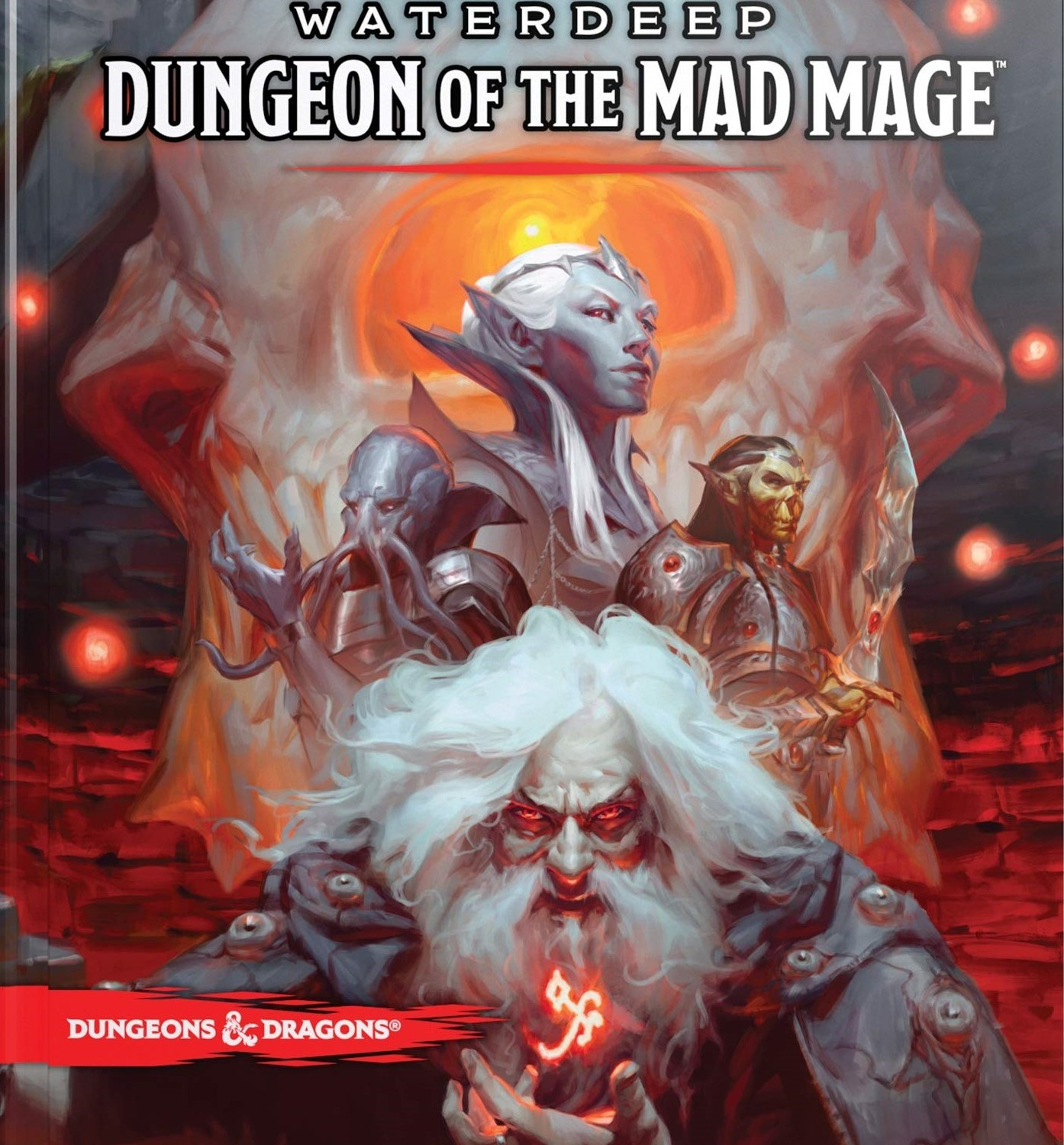 Review – Waterdeep: Dungeon of the Mad Mage (Dungeons