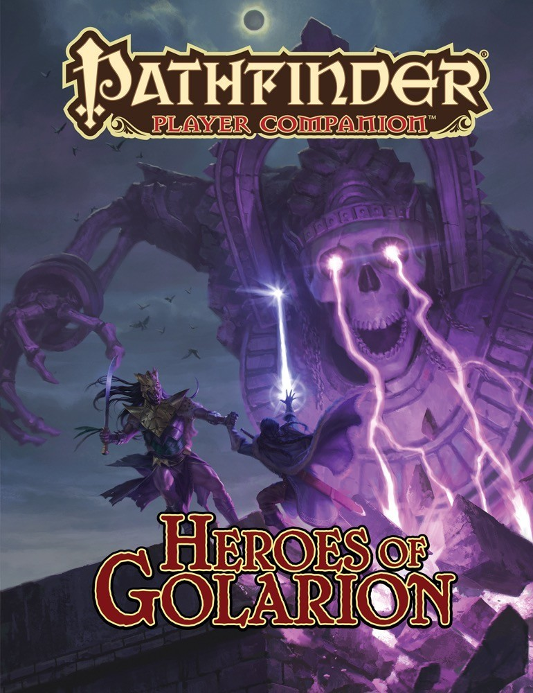 Review – Heroes of Golarion (Pathfinder) – Strange Assembly