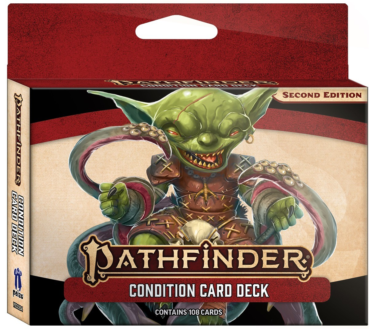 Review – Pathfinder Condition Card Deck (Second Edition