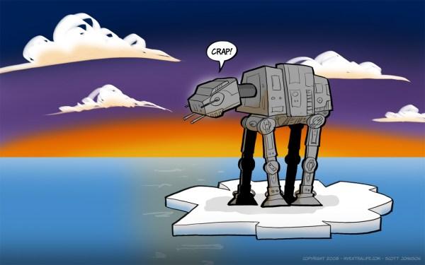Star Wars Atat Walker Wallpaper
