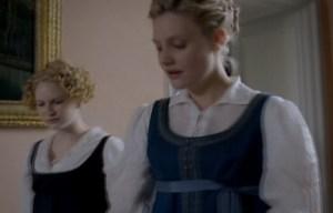 Harriet and Emma:  Twins!