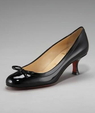 new concept a3b50 715c3 3 – Louboutin Marcia Balla kitten heels – StrangeBlog