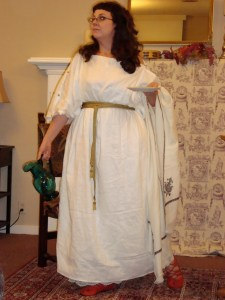 Kali as Emma Hamilton
