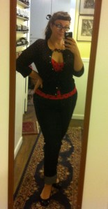 Outfit of the Day - Saturday!