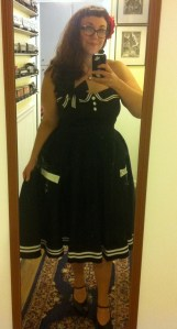 Hell Bunny Motley Dress