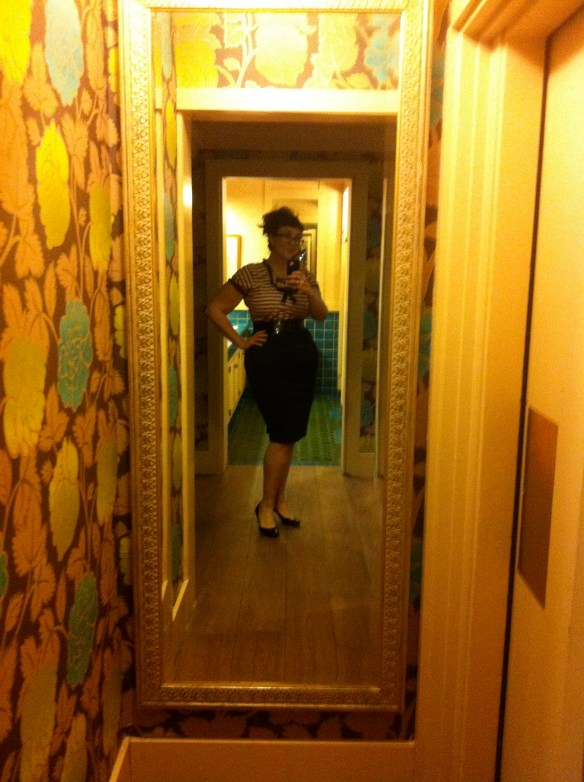 Deadly Dames Pirate Dress