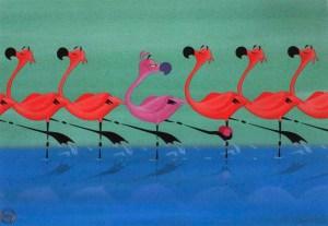 Fantasia 2k Flamingo