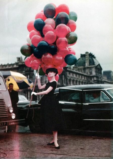 Audrey Hepburn as Jo Stockton in Funny Face