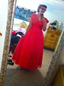 Emma Domb Dress