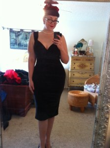 Steady Velvet Diva dress