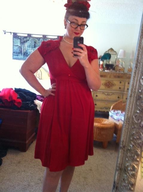 Steady Lush dress