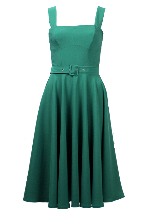 20th Century Foxy Taylor Swing Dress