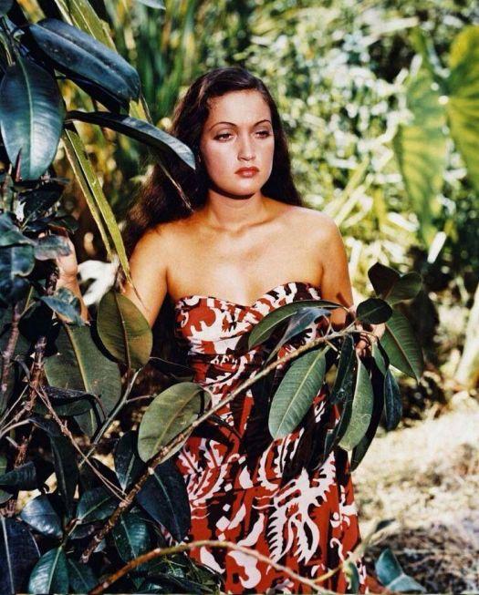 Dorothy Lamour in Edith Head sarong