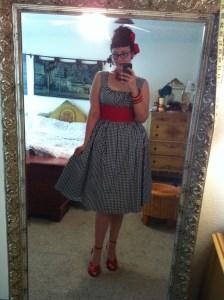 Trashy Diva Norma Jean dress