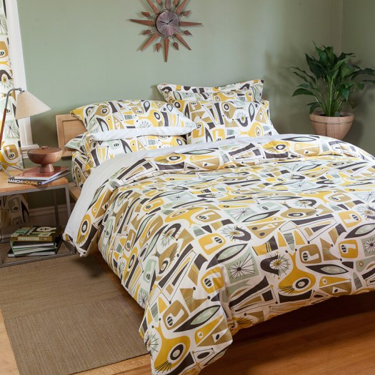 Atomic Dreams bedding