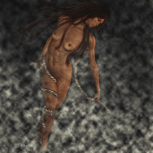 Illustration © 2003 Elantriell