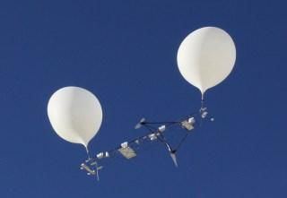 Tandem balloon