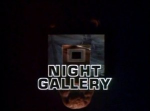 Night Gallery Title Screen