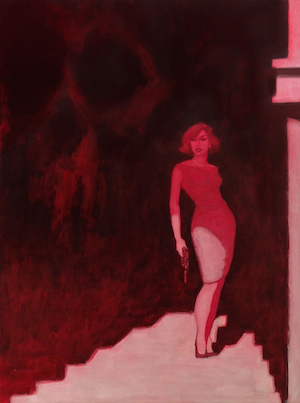 2015 Maggie Ivy 'Red Lady'