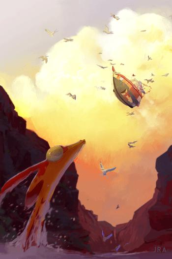 Whatever Moons by Jonathan Apilado