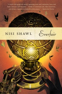 The book cover of Nisi Shawl's Everfair