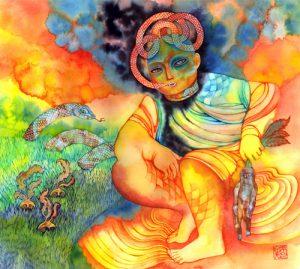 """© 2012 Susie Oh, """"Alchemist"""""""