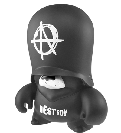 anarchy teddy troop