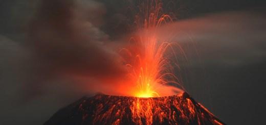 most dangerous volcanos